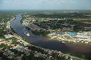 Linden town<br /> GUYANA<br /> South America