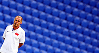 GEPA-1006086027 - BASEL,SCHWEIZ,10.JUN.08 - FUSSBALL - UEFA Europameisterschaft, EURO 2008, Nationalteam Tuerkei, Abschlusstraining. Bild zeigt Teamchef Fatih Terim (TUR).<br />Foto: GEPA pictures/ Philipp Schalber