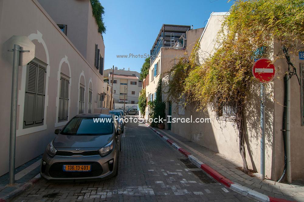 Israel, Tel Aviv, Neve Tzedek, established 1887 and was the first Jewish settlement outside of Jaffa. In 1909 Neve Tzedek neighbourhood was incorporated into Tel Aviv. Neve Shalom Street