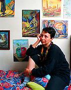 Women in Prison, Neve Tirzah, Israel. Portrait Photography by Debbie Zimelman, Modiin, Israel