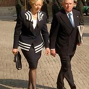 NLD/Middelburg/20060513 - Uitreiking van de Four Freedoms Awards 2006, Frits Korthals Altes en partner