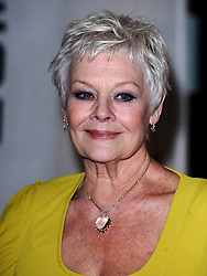 Dame Judi Dench arriving for the world premiere of Nine at the Odeon Leicester Square, London.