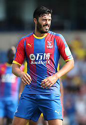 Crystal Palace's James Tomkins during a pre season friendly match at The Kassam Stadium, Oxford
