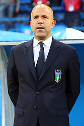 LUIGI DI BIAGIO<br /> CALCIO AMICHEVOLE ITALIA - MAROCCO U21