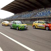 NLD/Zandvoort/20050610 - Training Masters of Formula 3 2005, start Shell Helix Seat Cupra Cup