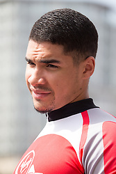 © Licensed to London News Pictures. 27/07/2013. London, UK. Louis Smith at the London Triathlon 2013 at the ExCel centre in Royal Victoria Dock in East London. Photo credit : Vickie Flores/LNP