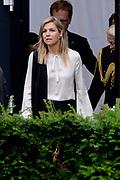 Besloten bijeenkomst voor nabestaanden van de slachtoffer van de vliegramp met de MH17 in het NBC Congrescentrum in Nieuwegein <br /> <br /> Closed meeting for the families of the victims of the plane crash with the MH17 , in NBC congresscentre in Nieuwegein <br /> <br /> Op de foto / On the photo: Koningin Maxima / Queen Maxima
