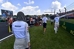 July 29, 2018 - Budapest, Hungary - Motorsports: FIA Formula One World Championship 2018, Grand Prix of Hungary, .#20 Kevin Magnussen (DEN, Haas F1 Team) (Credit Image: © Hoch Zwei via ZUMA Wire)
