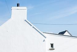 House abstract, Dooagh Achill Island, County Mayo, Ireland