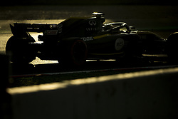 March 9, 2018 - Barcelona, Catalonia, Spain - 55 Carlos Sainz from Spain Renault Sport F1 Team RS18 during day four of F1 Winter Testing at Circuit de Catalunya on March 9, 2018 in Montmelo, Spain. (Credit Image: © Xavier Bonilla/NurPhoto via ZUMA Press)