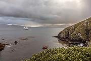 Patagonia, cruising with Ventus Australis. Cape Horn National Park. Cape Horn