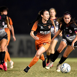 14th November 2020 - NPL Queensland Senior Women RD18: Eastern Suburbs FC v Logan Lightning FC