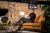 DEU, Deutschland, Germany, Berlin, 21.11.2020: Dr. Robert Habeck, Bundesvorsitzender von BÜNDNIS 90/DIE GRÜNEN, auf dem digitalen Bundesparteitag von BÜNDNIS 90/DIE GRÜNEN im Tempodrom.