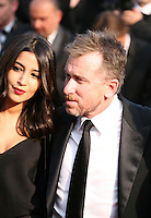 Leïla Bekhti, Tim Roth at the Mud gala screening at the 65th Cannes Film Festival France. Saturday 26th May 2012 in Cannes Film Festival, France.