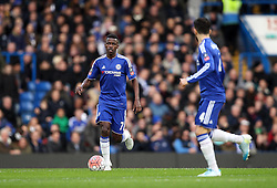 Ramires of Chelsea runs with the ball - Mandatory byline: Robbie Stephenson/JMP - 10/01/2016 - FOOTBALL - Stamford Bridge - London, England - Chelsea v Scunthrope United - FA Cup Third Round