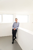 """Edmund de Waal, British artist, cerasmist and author of """"The Hare with amber eyes"""" and """"The White Road""""."""
