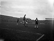 24/04/1960<br /> 04/24/1960<br /> 24 April 1960<br /> Soccer, F.A.I. Cup Final: Shelbourne v Cork Hibernians at Dalymount Park, Dublin.