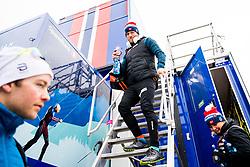 January 2, 2018 - Oberstdorf, GERMANY - 180102 Martin Johnsrud Sundby of Norway after a training session during Tour de Ski on January 2, 2018 in Oberstdorf..Photo: Jon Olav Nesvold / BILDBYRN / kod JE / 160116 (Credit Image: © Jon Olav Nesvold/Bildbyran via ZUMA Wire)