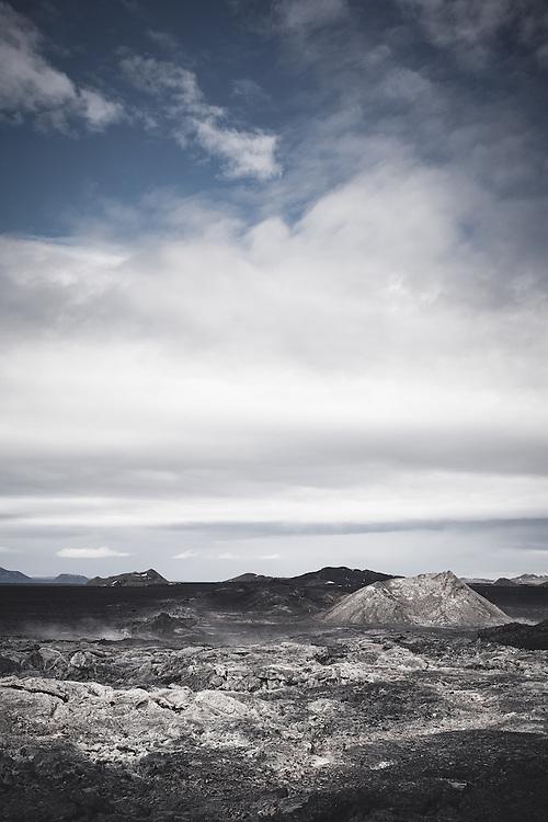 Lava field I (Krafla)