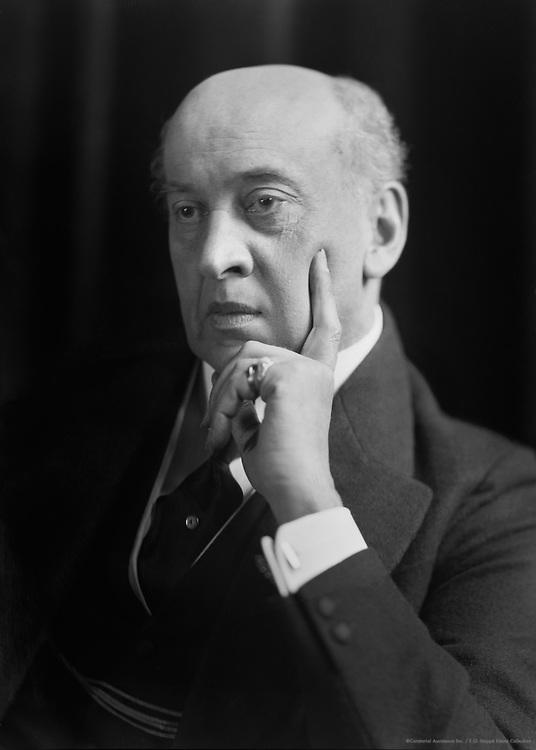 Louis Couperus, Dutch Author, 1921