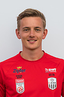Download von www.picturedesk.com am 16.08.2019 (13:58). <br /> PASCHING, AUSTRIA - JULY 16: Fitness coach Jan Kollmann of LASK during the team photo shooting - LASK at TGW Arena on July 16, 2019 in Pasching, Austria.190716_SEPA_19_058 - 20190716_PD12431