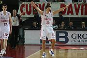 DESCRIZIONE : Roma Lega A1 2006-07 Lottomatica Virtus Roma Whirlpool Varese <br /> GIOCATORE : Bodiroga <br /> SQUADRA : Lottomatica Virtus Roma <br /> EVENTO : Campionato Lega A1 2006-2007 <br /> GARA : Lottomatica Virtus Roma Whirlpool Varese <br /> DATA : 25/04/2007 <br /> CATEGORIA : Delusione <br /> SPORT : Pallacanestro <br /> AUTORE : Agenzia Ciamillo-Castoria/G.Ciamillo