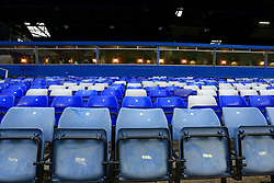 General View (GV) of seats in the old main stand at St Andrews - Mandatory by-line: Paul Roberts/JMP - 22/08/2017 - FOOTBALL - St Andrew's Stadium - Birmingham, England - Birmingham City v Bournemouth - Carabao Cup