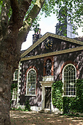 The Geffrye Museum, Hackney, London, UK<br /> Founded in 1914, the Geffrye Museum is a museum specialising in the history of the English domestic interior
