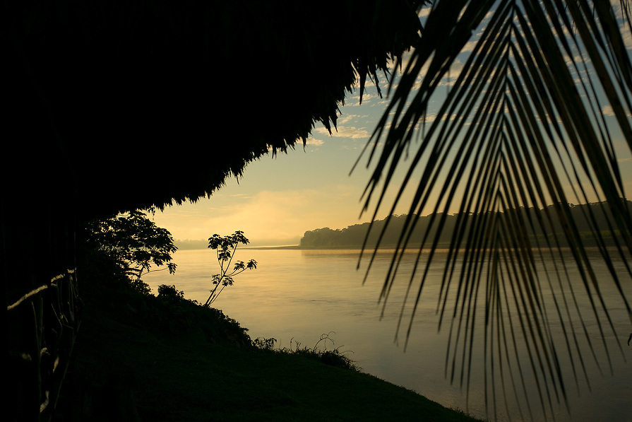 """The Madre De Dios River in the Amazon jungle of Puerto Maldonado, Peru has become heavily polluted due to illegal gold mining on the river. Frank Ski Kids spent three days on the river, learning about the pollution and brainstorming ideas on how to help.<br /> <br /> The Frank Ski Kids Foundation through its """"2018 Planet Green: Operation Amazon-Peru"""" hosted an essay and oratory competition providing an opportunity for 11 inner-city youth from the City of Atlanta, GA out of 250 entrees to retrace the steps of Alexander Von Humboldt through providing them with a scientific expedition of a lifetime to the Peru Amazon Rainforest and Machu Picchu."""