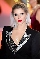 Pips Taylor attending the National Television Awards 2019 held at the O2 Arena, London. PRESS ASSOCIATION PHOTO. Picture date: Tuesday January 22, 2019. See PA story SHOWBIZ NTAs. Photo credit should read: Ian West/PA Wire