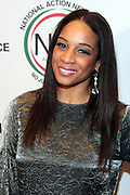 October 16, 2012-New York, NY : Janaye Ingram, DC Bureau Chief, NAN at the 3rd Annual National Action Network Triumph Awards held at Jazz at Lincoln Center on October 16, 2012 in New York City. The Triumph Awards were established by the National Action Network to recognize the contributions of humanitarians from all walks of life and to encourage future generations to drum majors for justice. (Terrence Jennings)