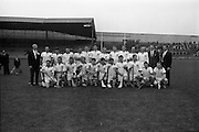 11/09/1966<br /> 09/11/1966<br /> 11 September 1966<br /> National Hurling League Final: New York v Kilkenny at Croke Park, Dublin.