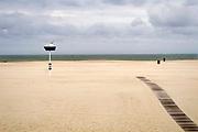 Belgie, Oostende, 6-9-2019Aan het strand langs de Noordzee van deze mondaine badplaats in vlaanderen.Foto: Flip Franssen