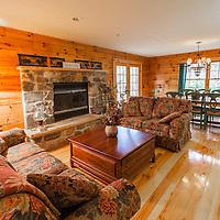 Inside the Keuka Lodge