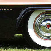 A 1954 Packard Panther Roadster at the Greenwich Concours d'Elegance Festival of Speed and Style featuring great classic vintage cars. Roger Sherman Baldwin Park, Greenwich, Connecticut, USA.  2nd June 2012. Photo Tim Clayton