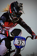 #32 (CRAIN Brooke) USA during the practice session at the 2012 UCI BMX Supercross World Cup in Abbotsford, Canada