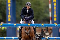 Budd Nathan, BEL, Cashpaid j&f<br /> Belgisch Kampioenschap Jumping  <br /> Lanaken 2020<br /> © Dirk Caremans<br /> 03/09/2020