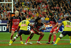 June 5, 2017 - Saint Denis, Seine Saint Denis, France - NONU player of the Rugby Club Toulonnais during the final of the French Rugby Championship Top 14 against ASM Clermont-Auvergne at the stadium of France - St Denis France.ASM Clermont beat RC Toulon 22-16 (Credit Image: © Pierre Stevenin via ZUMA Wire)