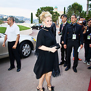 MON/Monte Carlo/20100512 - World Music Awards 2010, moeder Kathy Hilton