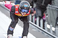 Kombinert<br /> FIS World Cup<br /> 16.01.2015<br /> Foto: Gepa/Digitalsport<br /> NORWAY ONLY<br /> <br /> SEEFELD - ØSTERRIKE<br /> <br /> FIS World Cup, Nordic Triple, Gundersen normal hill, men. Image shows Jarl Magnus Riiber (NOR).