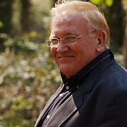Begrafenis vader Henny Huisman, Frits Lohnen