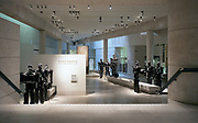INTERIOR VIEW - EARLY PEOPLE EXHIBITION
