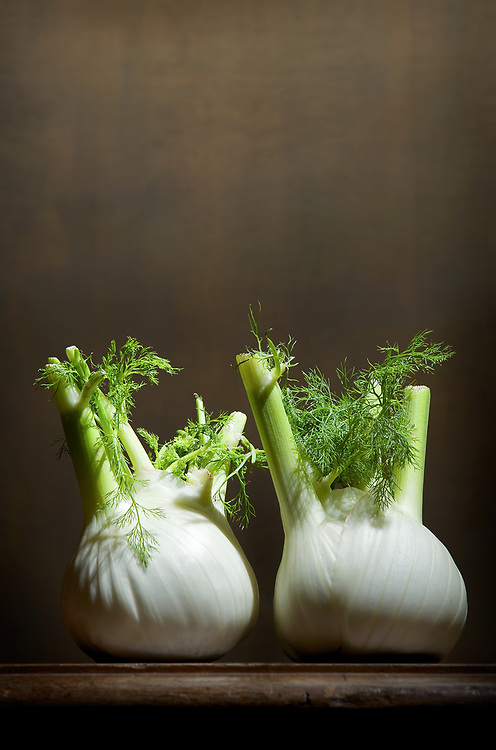 still life with fennel