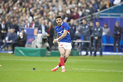 Romain NTAMACK from France In action during the Greatness Six Nations 2020, rugby union match between France and England on February 2, 2020 at Stade de France in Saint-Denis, France. Photo by Loic Baratoux/ABACAPRESS.COM