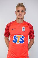 2016.07.05 Poznan<br /> Pilka nozna Ekstraklasa sezon 2016/2017<br /> Lech Poznan sesja zdjeciowa<br /> N/z Jasmin Buric<br /> Foto Pawel Jaskolka / PressFocus
