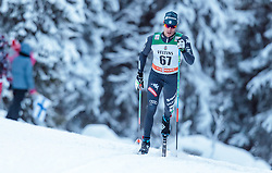 27.11.2016, Nordic Arena, Ruka, FIN, FIS Weltcup Langlauf, Nordic Opening, Kuusamo, Herren, im Bild Maicol Rastelli (ITA) // Maicol Rastelli of Italy during the Mens FIS Cross Country World Cup of the Nordic Opening at the Nordic Arena in Ruka, Finland on 2016/11/27. EXPA Pictures © 2016, PhotoCredit: EXPA/ JFK
