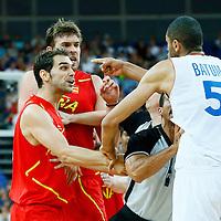 Spain vs France - 08 August
