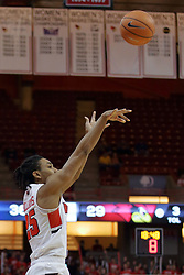 09 December 2017:  Madison Williams during a College mens basketball game between the Murray State Racers and Illinois State Redbirds in  Redbird Arena, Normal IL