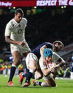 England v Scotland 140315