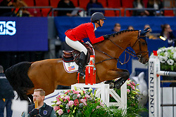 Bloomberg Georgina, USA, Charmeur 137<br /> Final Round 2<br /> Longines FEI World Cup Finals Jumping Gothenburg 2019